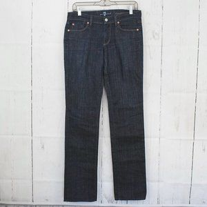 7 for all Mankind Size 27 Straight Leg Jeans 578